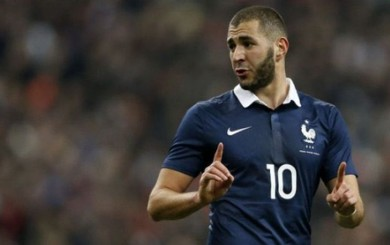 Deschamps no tiene rencor a Benzema y lo convocará si conviene a Francia