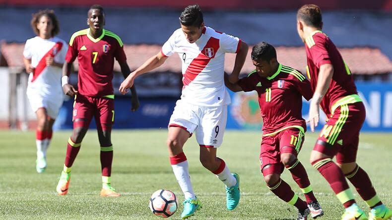 Venezuela, Colombia y Brasil avanzan al hexagonal del Sub 17