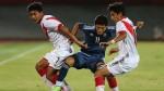 Perú perdió 3-0 ante Argentina y sumó su segunda derrota - Noticias de eduardo galeano