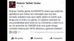 """Ovelar descartó posible regreso a Alianza Lima: """"Mi presente es Junior"""" - Noticias de renzo gayoso"""
