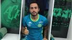 Chapecoense despidió a un jugador que se salvó de la tragedia - Noticias de rui costa