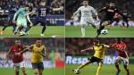 Champions League: programación de los partidos de vuelta en octavos - Noticias de real madrid vs sevilla