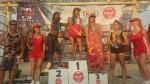 Adrián García y Daniella Rosas triunfaron en 2° fecha del Claro Pro Tour - Noticias de longboard