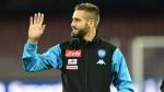 Pavoletti quedó fuera de lista del Napoli para duelo con el Real Madrid - Noticias de marek hamsik