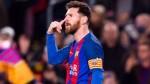 Lionel Messi: su festejo se trató de una dedicatoria para su sobrino - Noticias de rodrigo messi