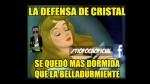 Sporting Cristal empató en la Copa Libertadores y protagonizó memes - Noticias de jorge cazulo