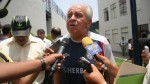 San Martín se despidió de Aníbal 'Maño' Ruiz, DT que lo sacó campeón - Noticias de anibal ruiz