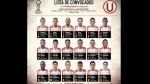 Universitario: cuatro jugadores regresan ante Sport Huancayo - Noticias de carlos rengifo