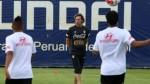 Eliminatorias Rusia 2018: la Selección Peruana inicia prácticas este lunes - Noticias de fbc melgar