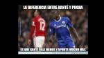 Chelsea vs. Manchester United: divertidos memes del triunfo de los 'Blues' - Noticias de chelsea goles