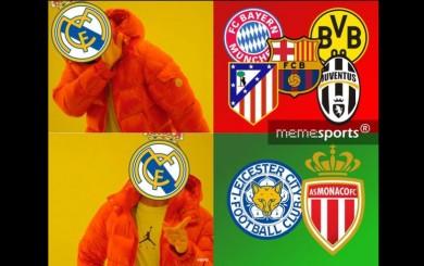 Champions League: memes calientan el sorteo de cuartos de final