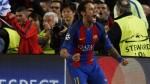 """Neymar y el """"look"""" de Ivan Rakitic que causó intriga en redes sociales - Noticias de ivan pedretti"""