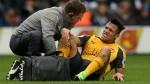 Chile: Alexis Sánchez se lesionó y no jugaría ante Argentina - Noticias de alex james