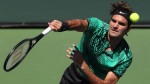 Roger Federer tumbó a Sock y se cita con Wawrinka en final de Indian Wells - Noticias de john isner