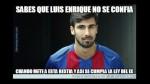 Divertidos memes del triunfo 4-2 del Barcelona sobre Valencia - Noticias de luis valencia