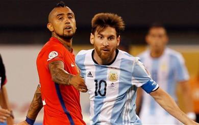 ¿Vidal se burló de Messi y Argentina? Este es el polémico video del chileno