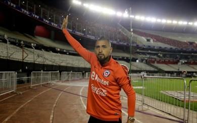 Arturo Vidal sobre Argentina: