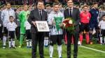 """Alemania despide a Podolski como un campeón """"dentro y fuera del campo"""" - Noticias de lukas podolski"""