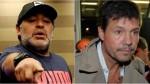 Maradona renunciará a la FIFA por culpa de Marcelo Tinelli - Noticias de gabriel batistuta