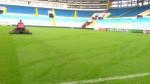 Perú vs. Venezuela: así luce el campo del estadio de Maturín - Noticias de carlos benavides