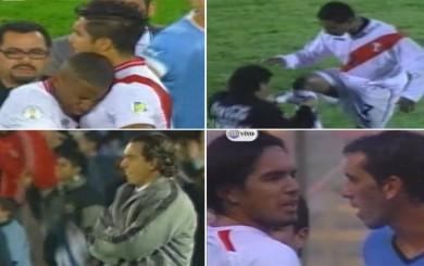 Perú vs. Uruguay: los últimos enfrentamientos por Eliminatorias