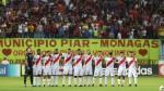 Estos resultados le convienen a Perú en la próxima fecha de Eliminatorias - Noticias de james sedano