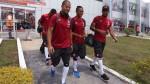 Selección llegó a Lima: conoce el plan de actividades con la mira en Uruguay - Noticias de luis abram
