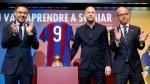 Barcelona pondrá una estatua de Johan Cruyff en el Camp Nou - Noticias de johan cruyff