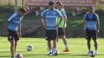 Uruguay haría cuatro cambios para enfrentar a Perú - Noticias de paolo guerrero