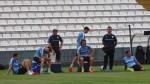 Uruguay entrenó en Matute con la presencia de Pablo Bengoechea - Noticias de lima gem romero