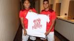 Selección Peruana se unió a la campaña #UnaSolaFuerza - Noticias de nolberto solano
