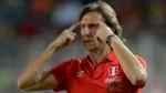 Ricardo Gareca y la cábala para vencer a Uruguay - Noticias de milagros carrillo