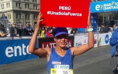 Inés Melchor y su mensaje para los peruanos: