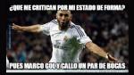 Real Madrid: estos son los memes tras goleada sobre Alavés - Noticias de edgar ramos