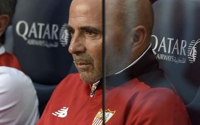 Sampaoli sobre su contrato con Sevilla: