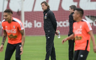 Selección peruana: Gareca y su negativa a un pedido de los jugadores