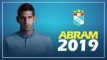 Sporting Cristal: Luis Abram extendió su contrato y se queda hasta 2019 - Noticias de luis abram