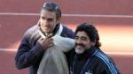 """Maradona: """"Me dieron ganas de llorar cuando leí lo que contó Batistuta"""" - Noticias de gabriel batistuta"""