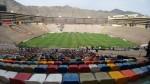 Una Sola Fuerza: así luce el Monumental en partido por damnificados - Noticias de diego guastavino