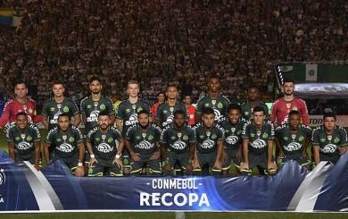 Chapecoense jugará en agosto la final de la Copa Suruga Bank