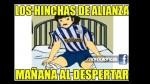 Alianza Lima 1-0 Juan Aurich: estos memes dejó el partido en Matute - Noticias de luis aguiar