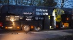 Borussia Dortmund: así quedó el bus tras las tres explosiones - Noticias de cristal hora