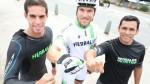Mauricio Fiol, Nicolás Schreier y Rodrigo Medrano en competencia Ironman - Noticias de rodrigo medrano