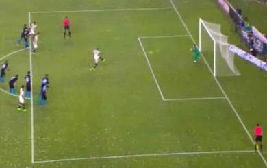 Universitario vs. Alianza Lima: este fue el gol de penal de Alexi Gómez