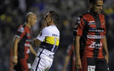 Liga argentina: Boca Juniors empató con Patronato y no pudo ampliar ventaja