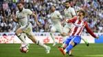 Atlético: golazo de Griezmann para el 1-1 con Real Madrid en el Bernabéu - Noticias de santiago correa