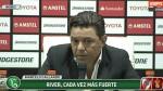Marcelo Gallardo: ¿qué dijo el DT de River Plate tras vencer a Melgar? - Noticias de wilmer aguirre
