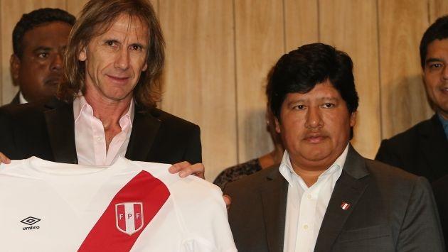 Edwin Oviedo. Foto: Perú 21