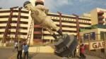 Universitario: ¿por qué fue removida la estatua de 'Lolo' Fernández? - Noticias de lolo fernandez