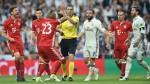 Bayern Munich: acta arbitral no refleja ningún incidente con jugadores - Noticias de arturo madrid